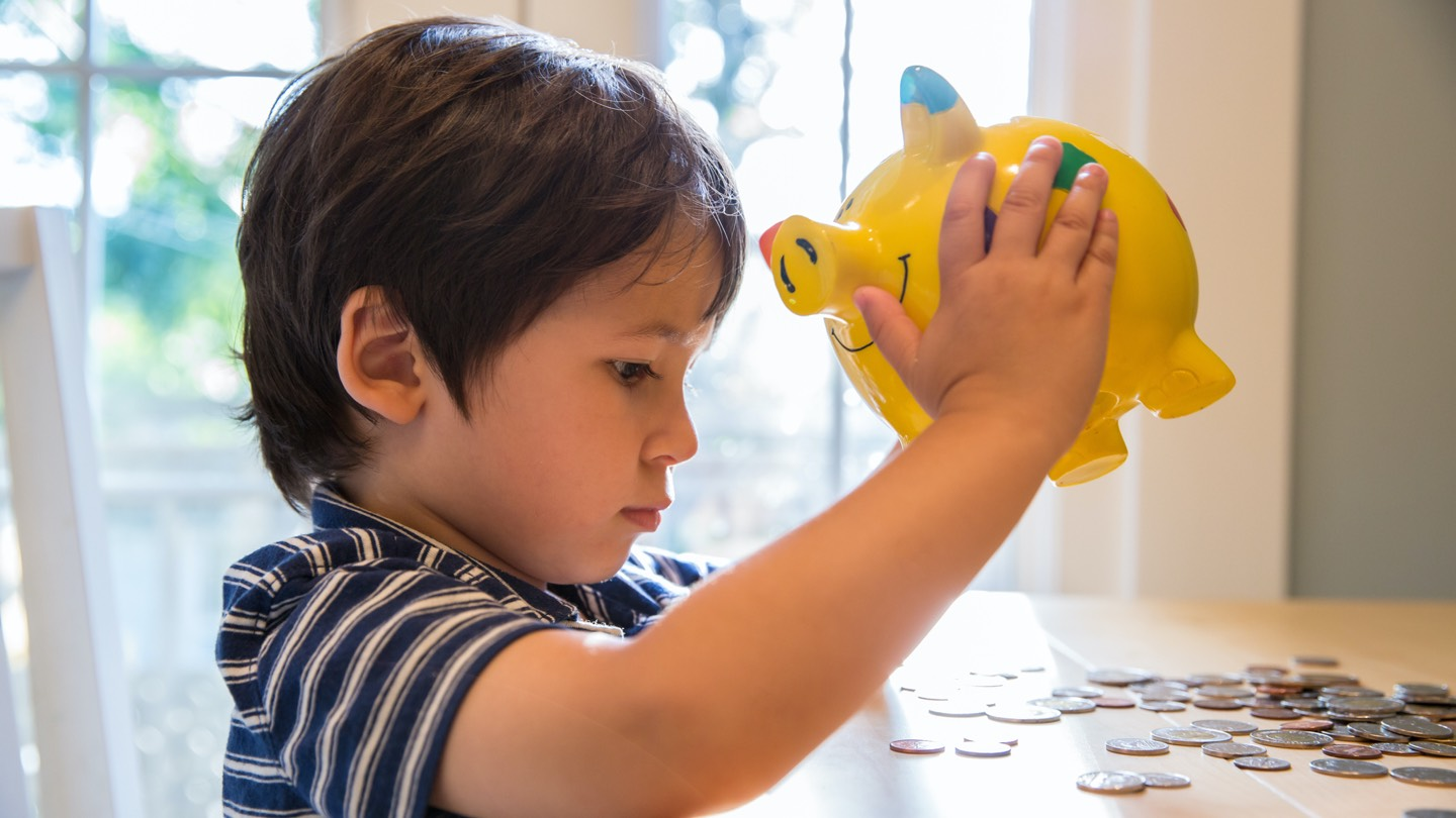 How to teach kids the value of dollars and cents
