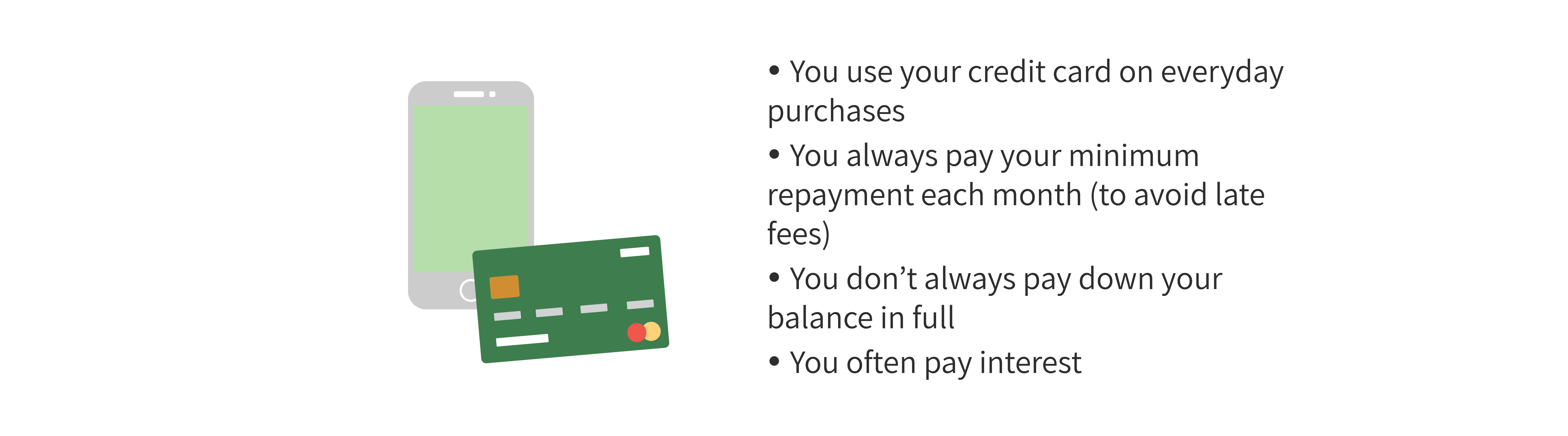 characteristics of a low rate credit card user