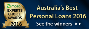 Experts Choice 2016 - Australia's Best Personal Loans