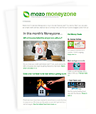 Logo for Mozo's Money Zone newsletter