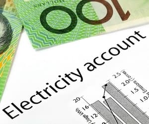 Electricity price overview