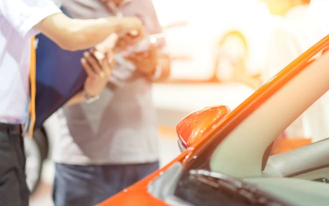 How to sell a car with an outstanding loan