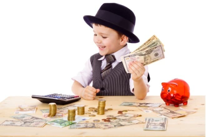 Savings for children - tips and tricks