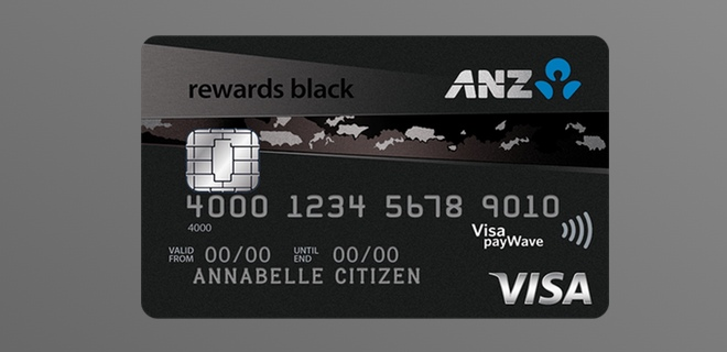 The 7 best rewards credit cards of 2016 in australia 2 anz rewards black reheart Gallery