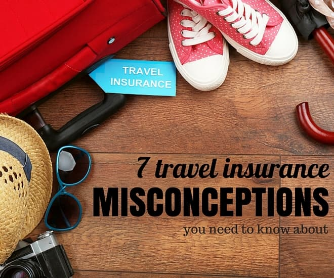 <p>Travel insurance misconceptions and exclusions</p>
