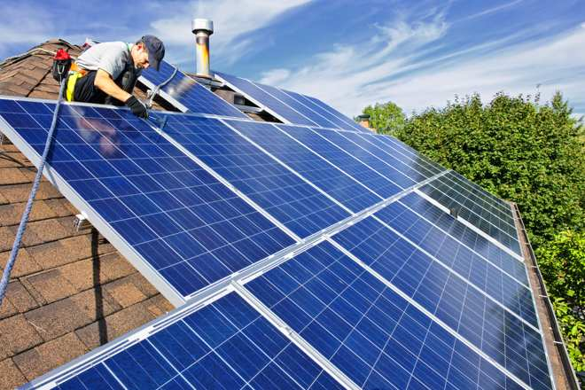 <p>4 solar energy myths debunked</p>