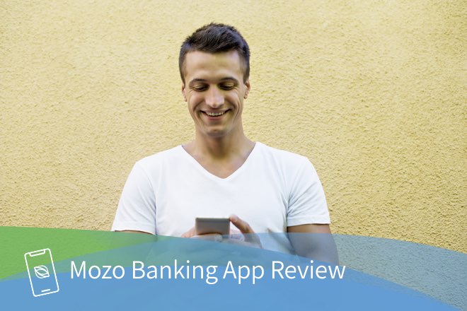Man using Credit Union SA banking app