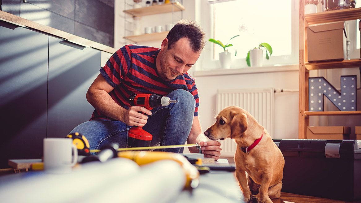 10 Quick weekend renos to add value to your home